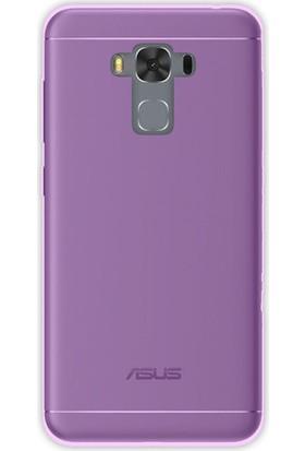 Gpack Asus Zenfone 3 Max ZC553 MaxKL Kılıf 2 mm Silikon Arka Kapak + Kalem+ Cam