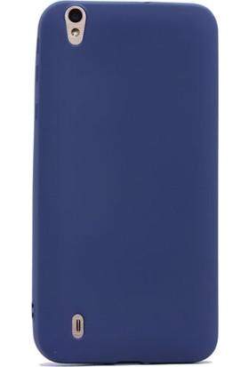 Gpack Vestel Venüs V3 5530 Kılıf Premier Silikon Yumuşak Doku Case + Cam