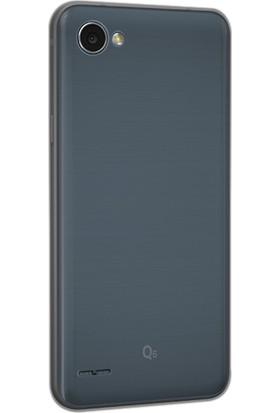 Gpack LG G6 Kılıf 2 mm Silikon Arka Kapak + Kalem + Cam