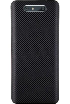 Gpack Turkcell T80 Kılıf Carbon İzore Silikon Arka Kapak