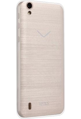 Gpack Vestel Venüs V3 5530 Kılıf 2 mm Silikon Arka Kapak + Kalem + Cam
