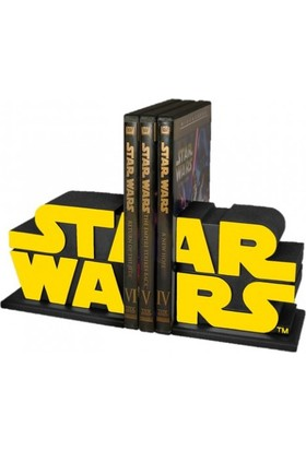 Star Wars Gentle Giant Logo Bookends Statue