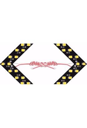 Ayna İçi Led Sinyal Lambası Sarı (Sağ Ve Sol Set Olarak) Ko1152