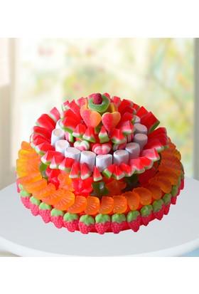 Şeker Şef Meyveli Şeker Sepeti