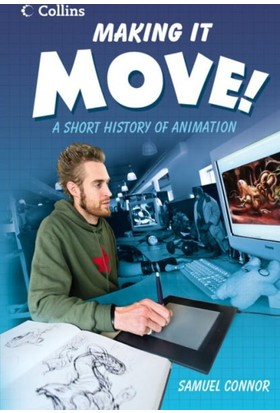 Making İt Move! - A Short History Of Animation (Read On Series)