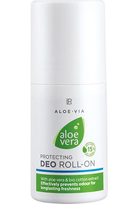 Lr Aloe Via Aloe Vera Deo Roll-On