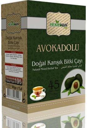Hekimhan Avakadolu Karışık Bitki Çayı