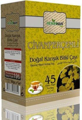 Hekimhan Civanperçemli Karışık Bitki Çayı