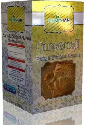Hekimhan Ginsengli Bitkisel Macun 420 gr