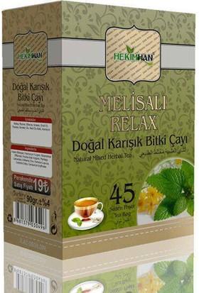 Hekimhan Melisalı Relax Karışık Bitki Çayı