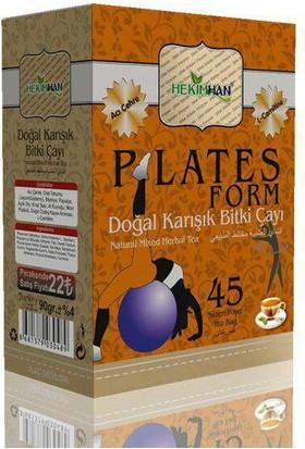 Hekimhan Plates Form Karışık Bitki Çayı