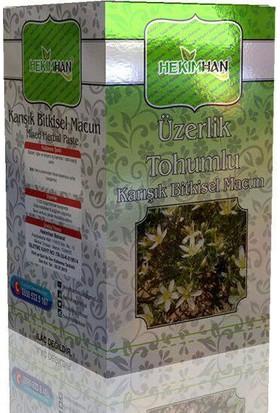 Hekimhan Üzerlik Tohumlu Bitkisel Macun 420 gr
