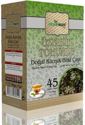 Hekimhan Üzerlik Tohumu Karışık Bitki Çayı
