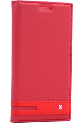 Case Man Samsung J5 Prime Kılıf Elegant Kapaklı + 2İn1 Stylus Kalem + Cep Bakım Kiti