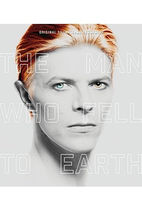 Plak - David Bowie The Man Who Fell To Earth