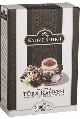 Kahve Şehr-İ Vanilyalı Türk Kahvesi