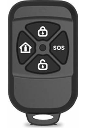 Opx12A Alarm Paneli Uzaktan Kumandası