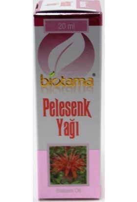 Biotama Pelesenk Yağı 20 ml