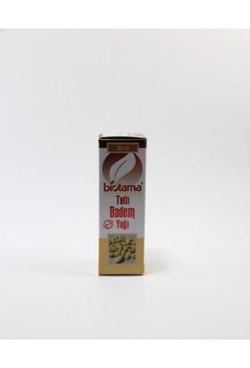 Biotama Tatlı Badem Yağı 20 ml Soğuk Pres