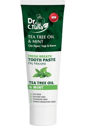 Farmasi Çay Ağacı Yağı Ve Nane Diş Macunu 112 Gr.