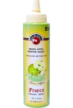 Fo Frozen Yeşil Elma Aromalı Püre 1000gr