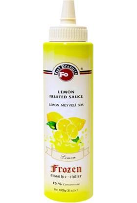 Fo Limon Meyveli Sos Frozen 1 Kg