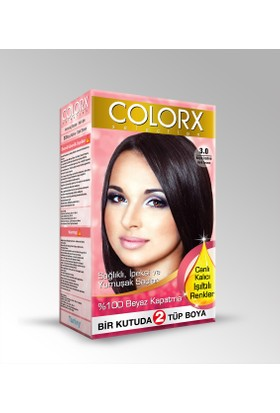 Colorx Saç Boyası 3.0