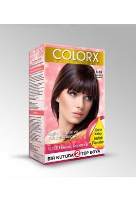 Colorx Saç Boyası 5.53