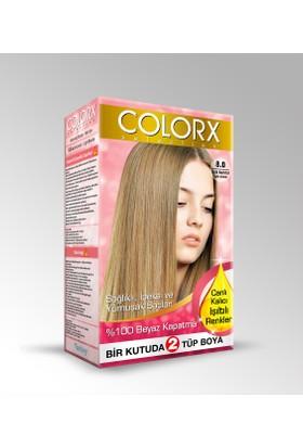Colorx Saç Boyası Açık Kumral