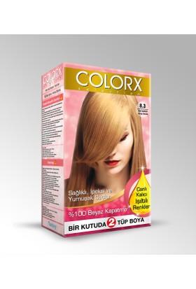 Colorx Saç Boyası Bal Sarısı
