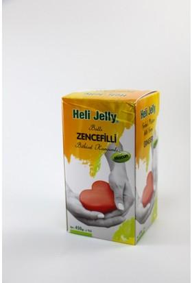 Heli Jelly Ballı Zencafilli Bitkisel Karışımlı Macun