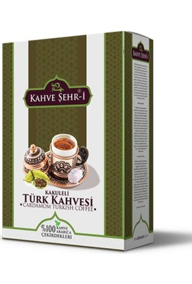 Kahve Şehr-İ Kakuleli Türk Kahvesi