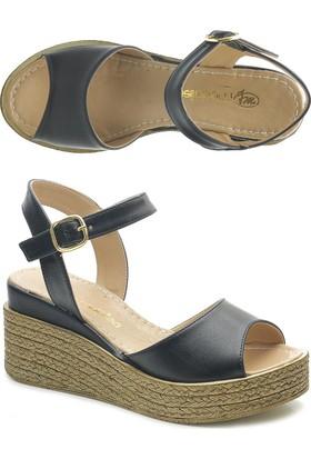 Modalisa 5300 Dolgu Topuk Kadın Ayakkabı