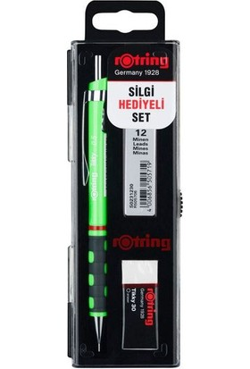 Rotring Tikky Versatil Okul Seti 0.7 Neon Yeşil RO-KK07-07