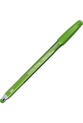 Inkjoy Stylus Tükenmez-Dokunmatik Ekran Kalemi Yeşil 1956964
