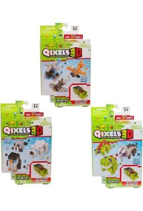 Qixels S4 3D Yedek Paket 300 87098
