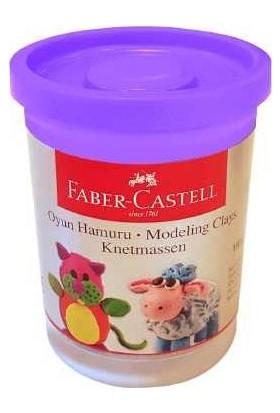 Faber-Castell Oyun Hamuru Pastel Mor 5170120116