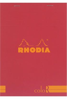 Rhodia 148 210 Çizgili Bloknot Rasperry Kpk 90gr RS 16972