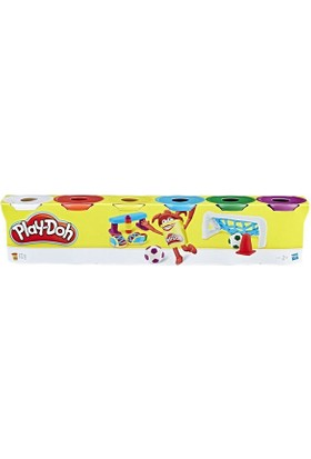 Play Doh 6lı Oyun Hamuru C3898