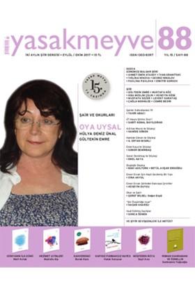 Yasakmeyve İki Aylık Şiir Dergisi Sayı: 88 Eylül-Ekim 2017