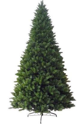 Pandoli Yılbaşı Çam Ağacı 3 Metre Kutulu Metal Ayaklı