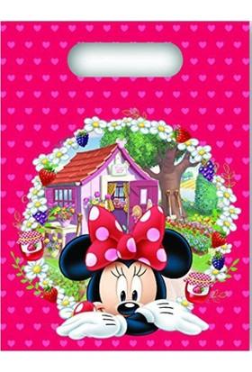 Pandoli Minnie Mouse Jam Packed Hediye Çantası 6 Adet