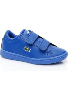 Lacoste Carnaby Evo Mavi Çocuk Sneaker 734Spı0005.125