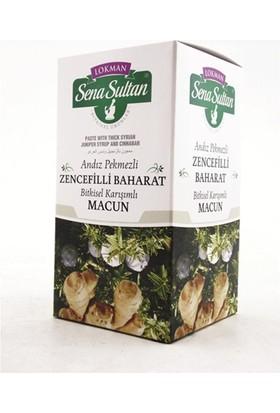 Doğal Tohumlu Macun 420 Grandız Pekmezli Üzerlik Tohumlu Macun (420 Gr.)-Bsr