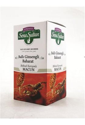 Lokman Sena Sultan Ballı Ginsengli Macun (420 Gr.)-Enj