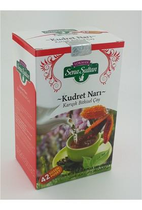 Lokman Sena Sultan Kudret Narlı Meyan Köklü Karışık Çay (84 Gr.) 42'Li Süzen Poşet Mda