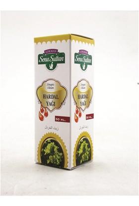 Lokman Sena Sultan Hardal Yağı (50Ml)