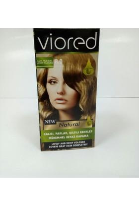 Viored Saç Boyası 8,0 Açık Kumral