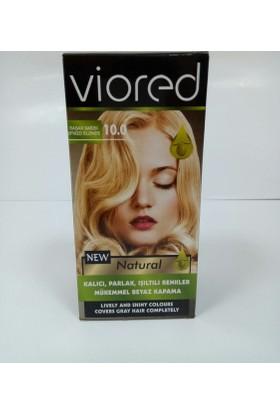 Viored Saç Boyası 10,0 Başak Sarısı