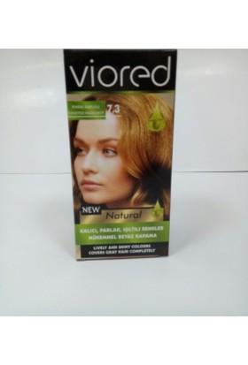 Viored Saç Boyası 7,3 Fındık Kabuğu